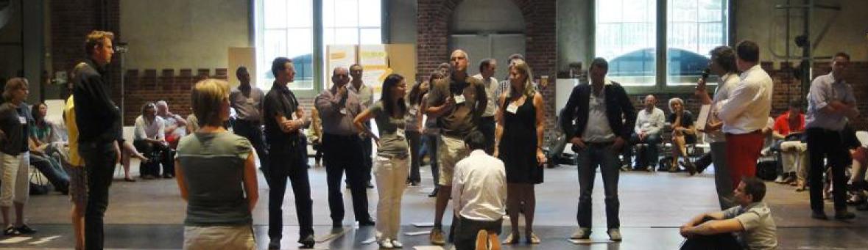 1erEncuentro Latinoamericano de Teatro de Presencia Social